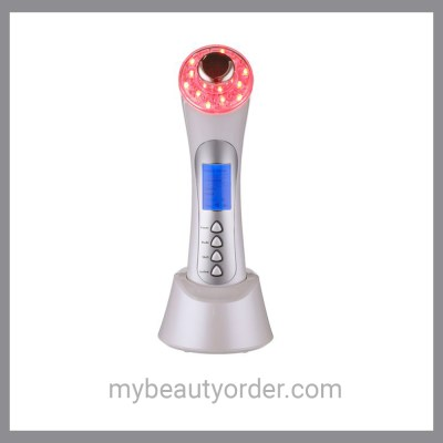 best LED Ultrasonic beauty massager for home use