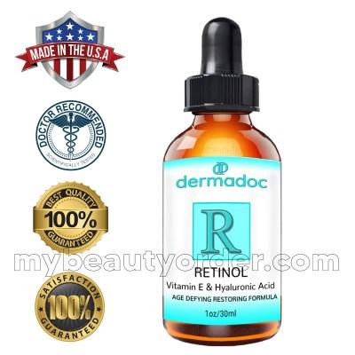 Best Handmade Hyaluronic Acid Retinol and Aloe Vera