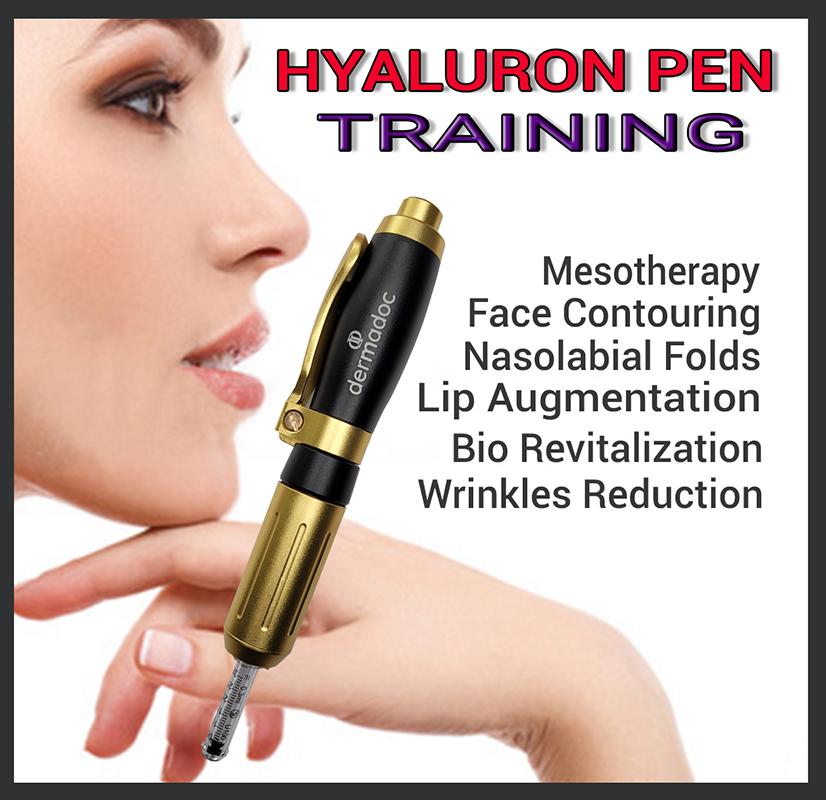 best upcoming hyaluron pen training near me