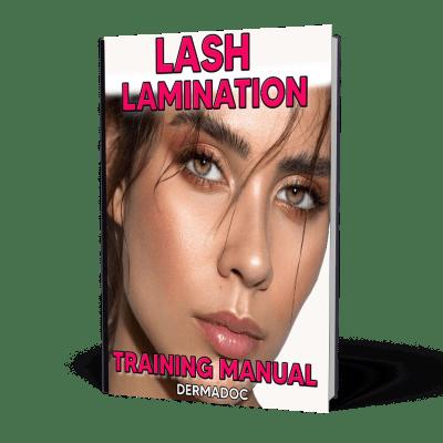 best lash lift lamination course online