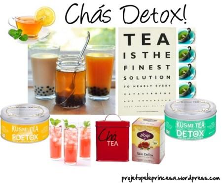 Tea. O Chá.