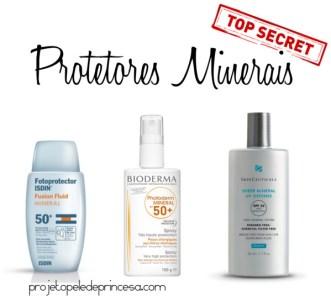 Protetores Minerais