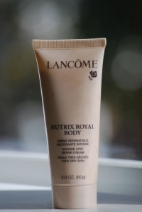 Lancôme Nutrix Royal Body
