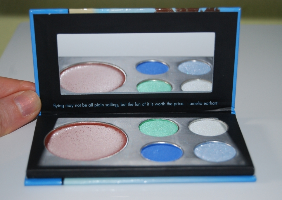Stila – palette Fabulous in Fiji