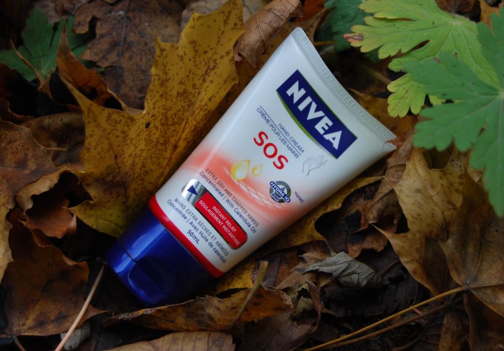 Crème SOS de Nivéa