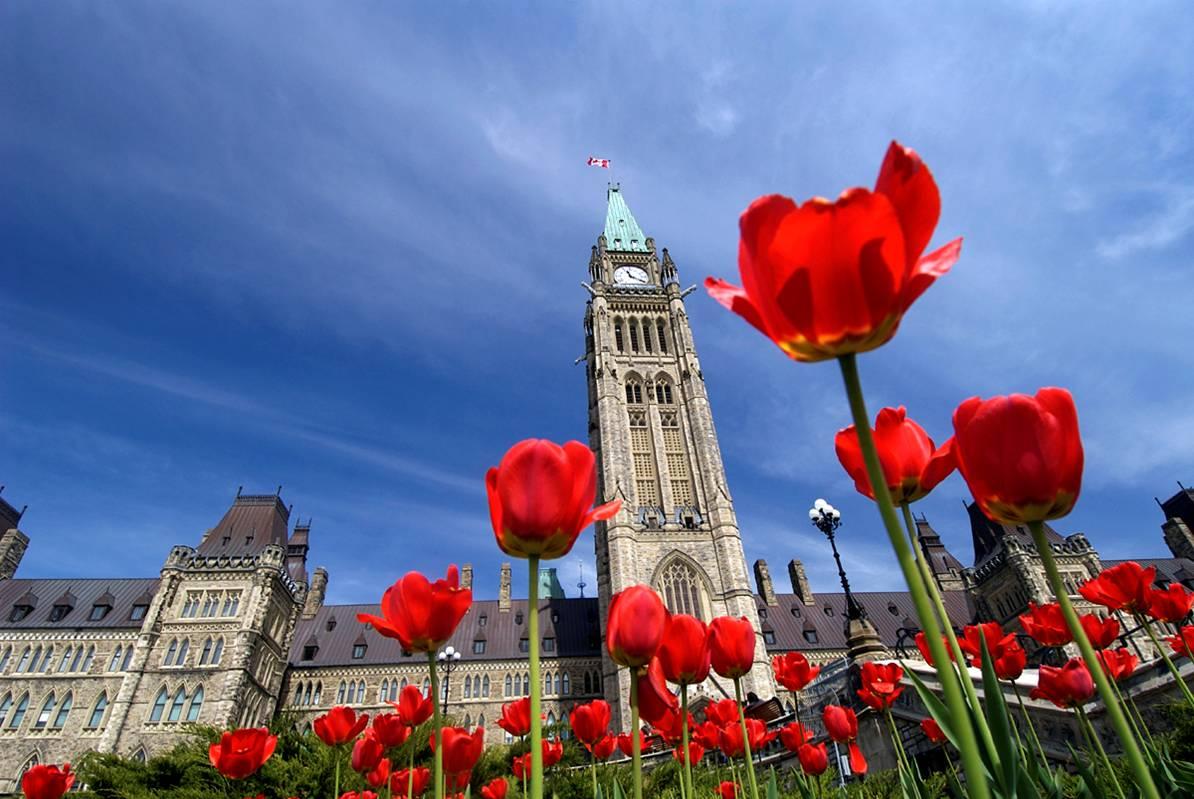 Break : weekend à Ottawa