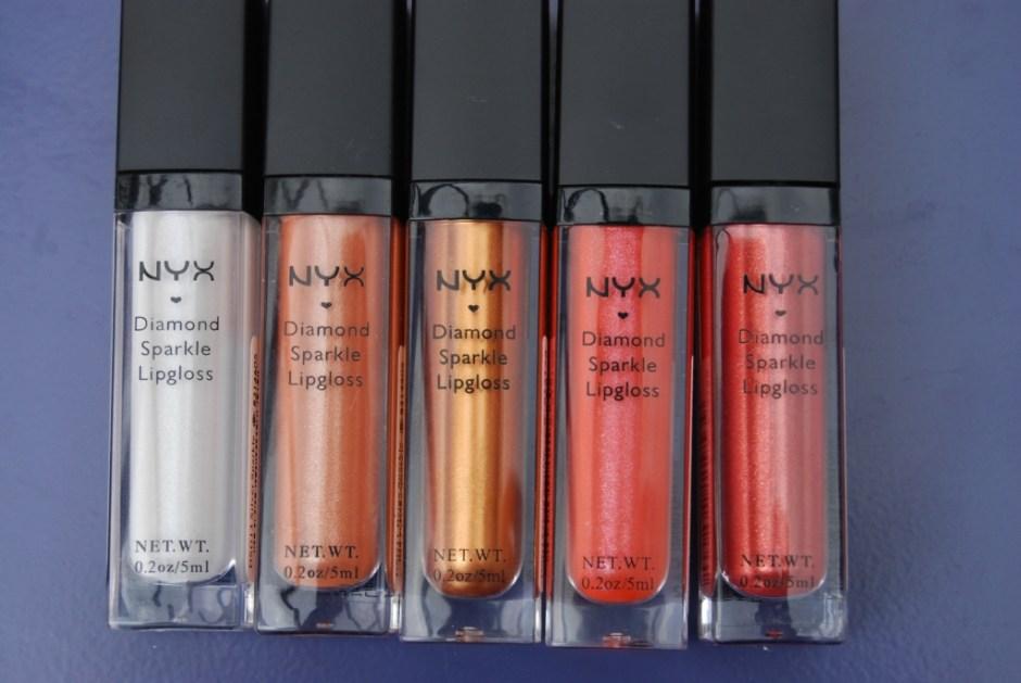 NYX Diamond Sparkle Lipgloss