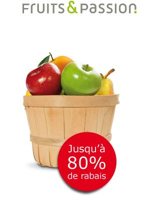 Vente d'entrepot Fruits & Passion