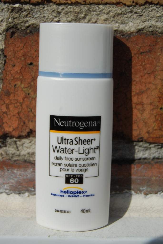Neutrogena Ultra-Sheer solaire visage