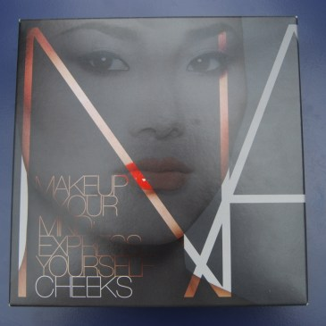 NARS Express yourself Cheeks