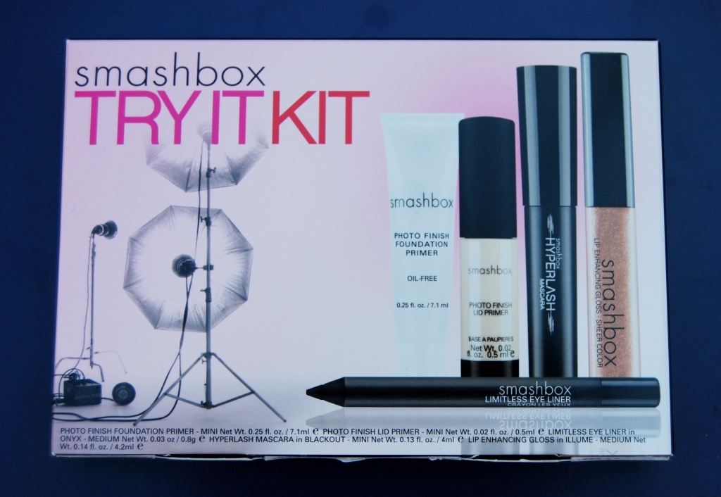 SMASHBOX Try it kit – Coffret découverte