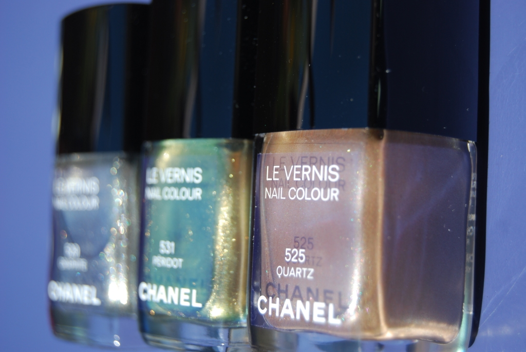 Vernis Chanel, les photos