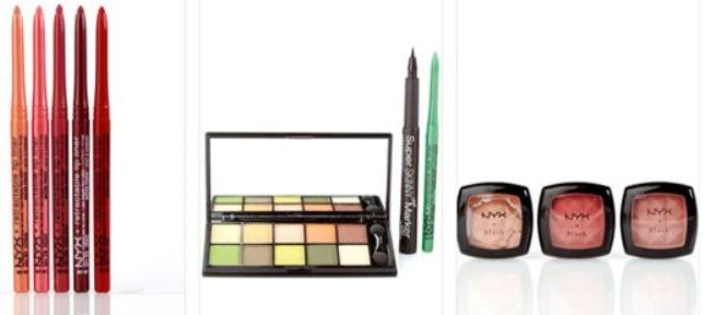 NYX sur Hautelook [ Canada & USA only! ]