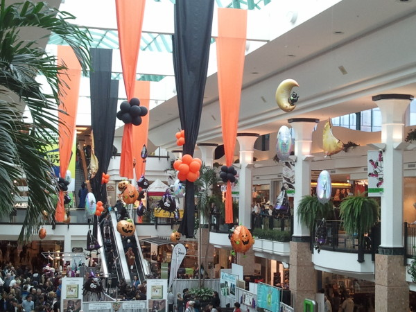 Halloween is in the air!