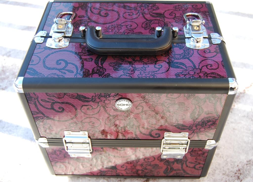 My beauty case (mallette de maquillage)