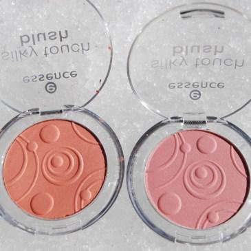 Silky touch blush de Essence