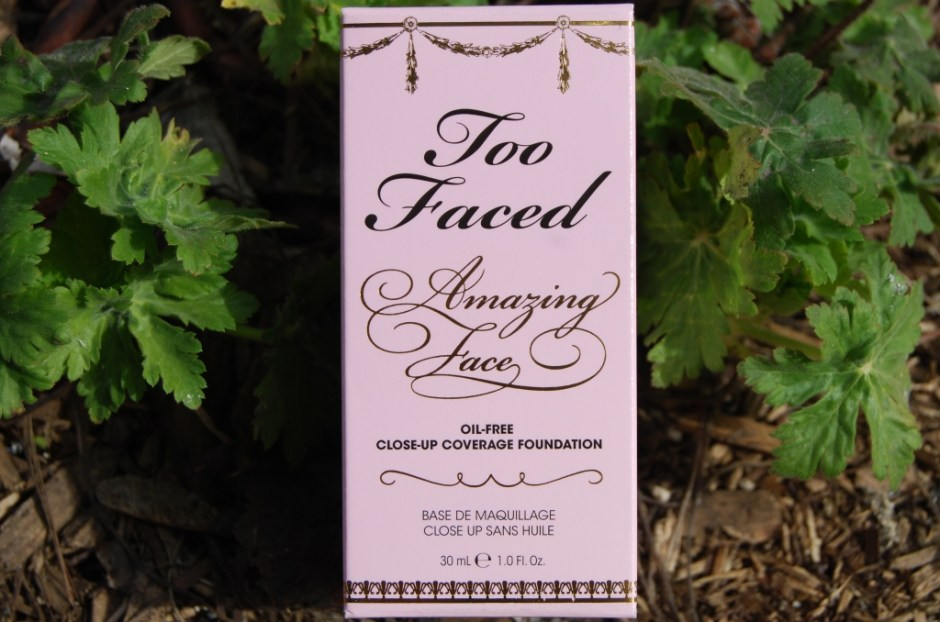 Too Faced Amazing Face 2