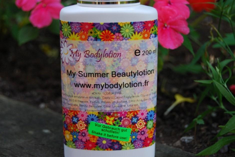 Summer Bodylotion 5