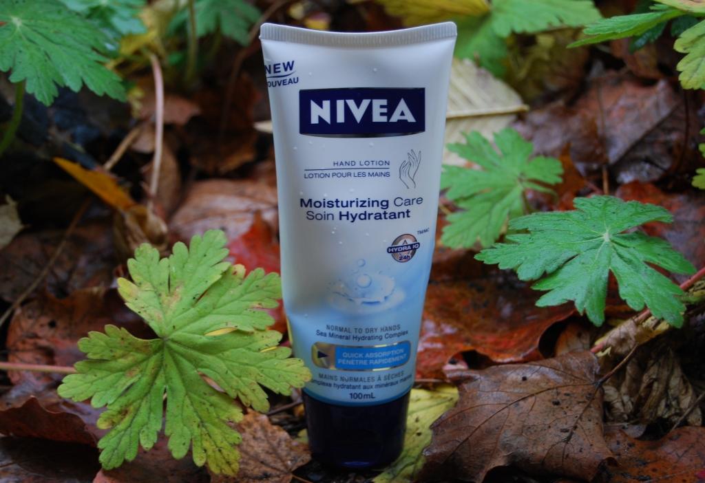 Nivéa, soin hydratant pour les mains