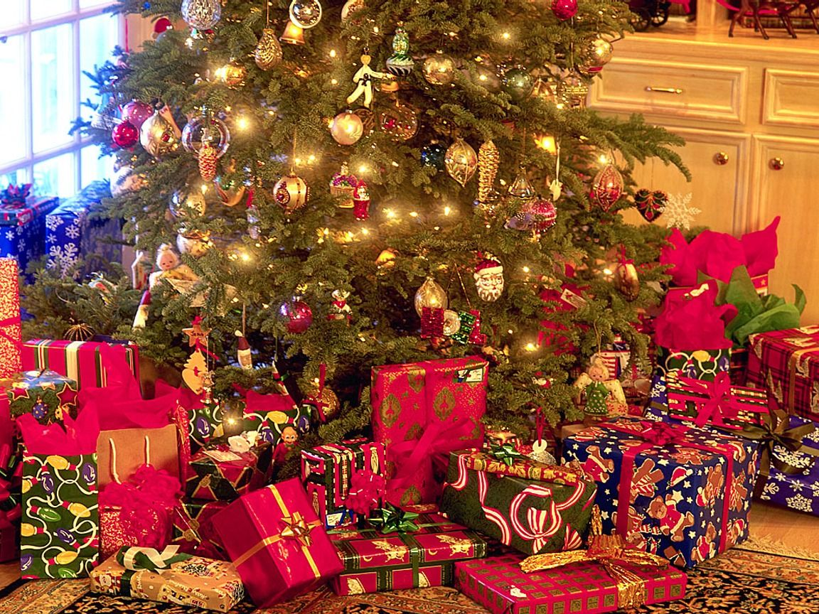 Le défi du lundi : Cher Papa Noël…