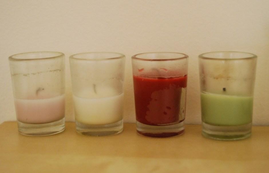Défi bougies 6