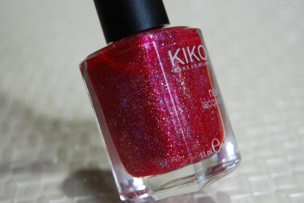 Calendrier Kiko.Calendrier De L Avent Pour Npa Fauchee Jour 8 My Beauty