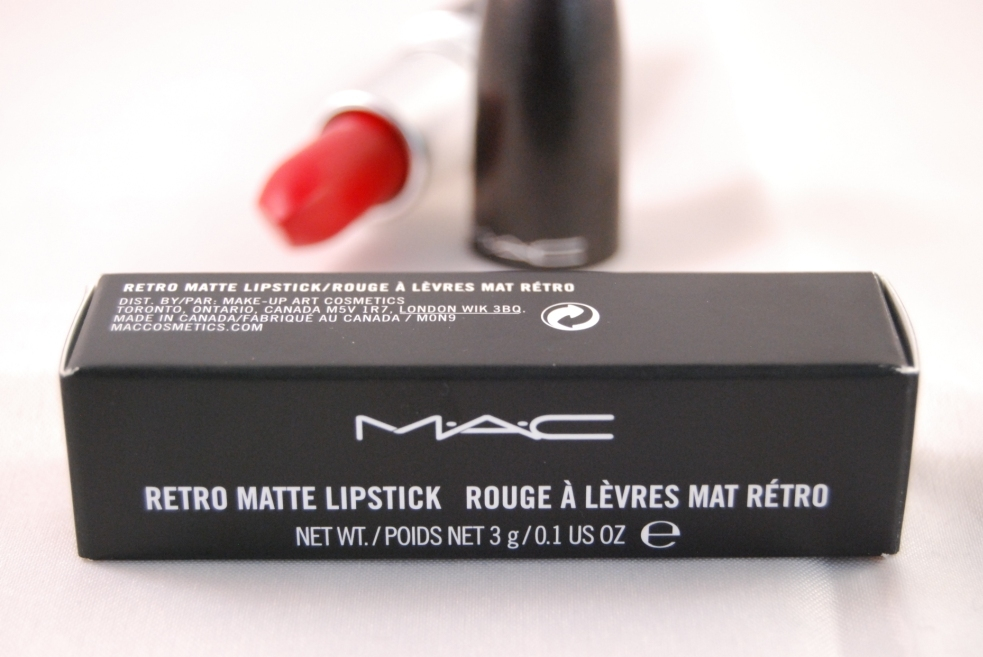 MAC Ruby Woo 5