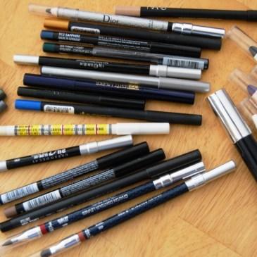 Les crayons et moi, ou l'histoire d'un paradoxe [défi du lundi]