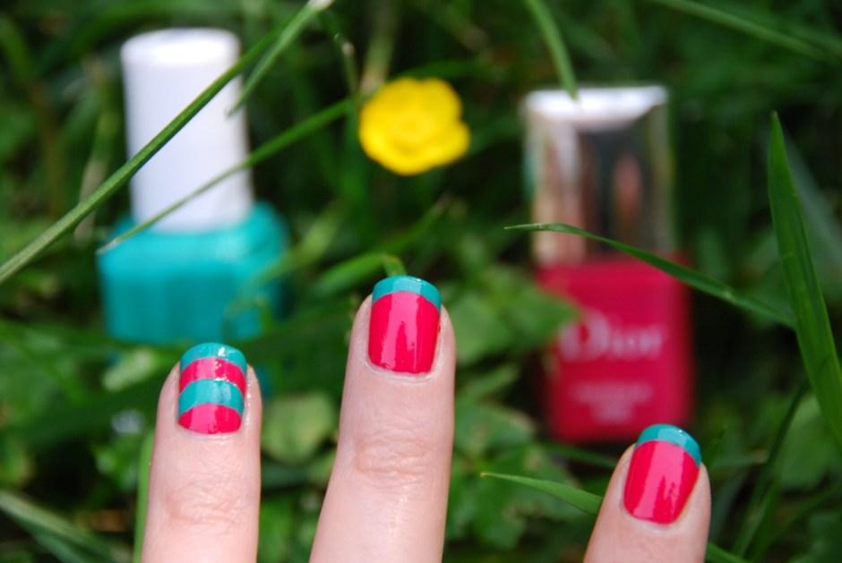 Summer nails 10