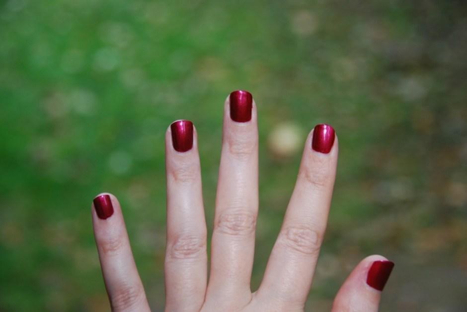 Chanel Rouge Moiré 5
