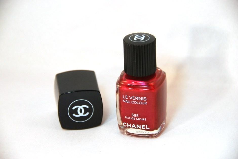 Chanel Rouge Moiré
