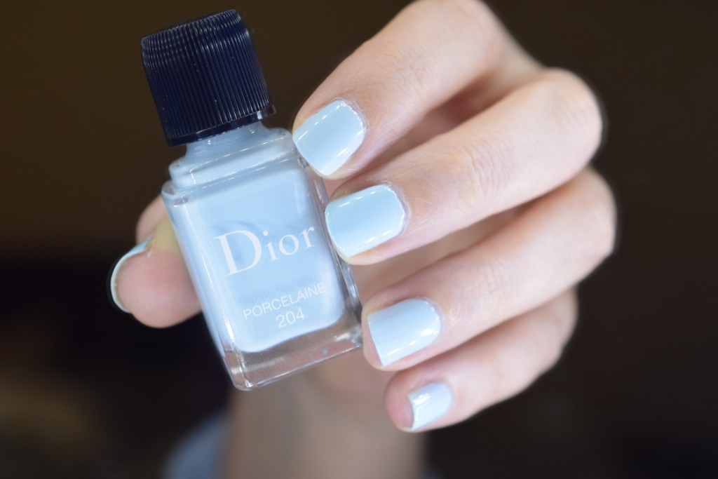Dior vernis Porcelaine (collection Trianon)