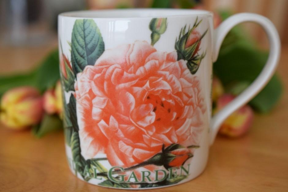 Variations florales 5 mug NY Botanical Garden