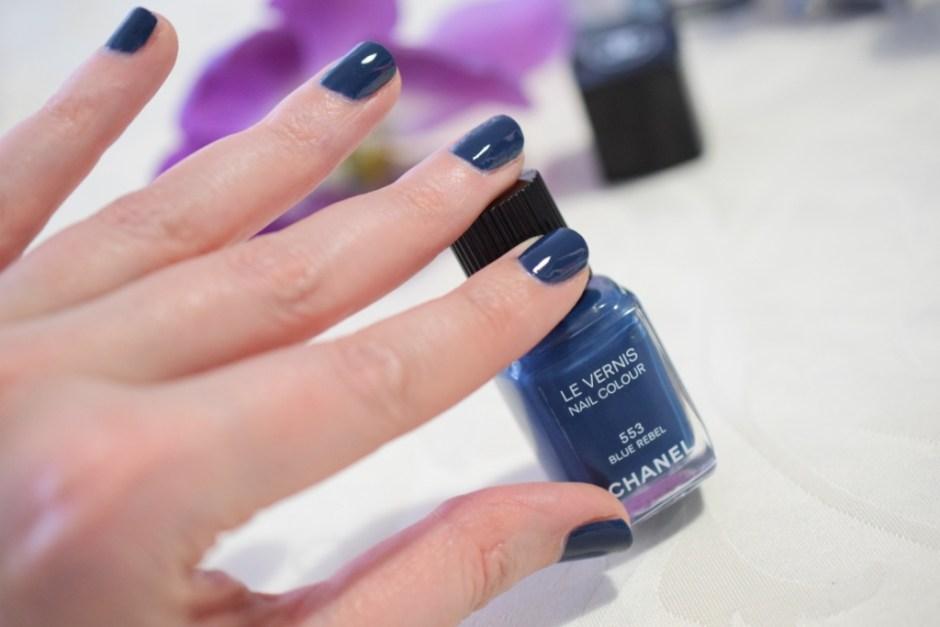 Vernis bleus 4