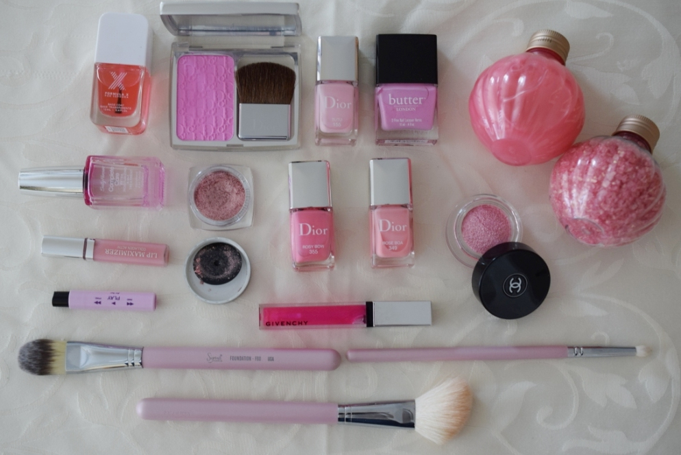 Pink festival [défi du lundi]