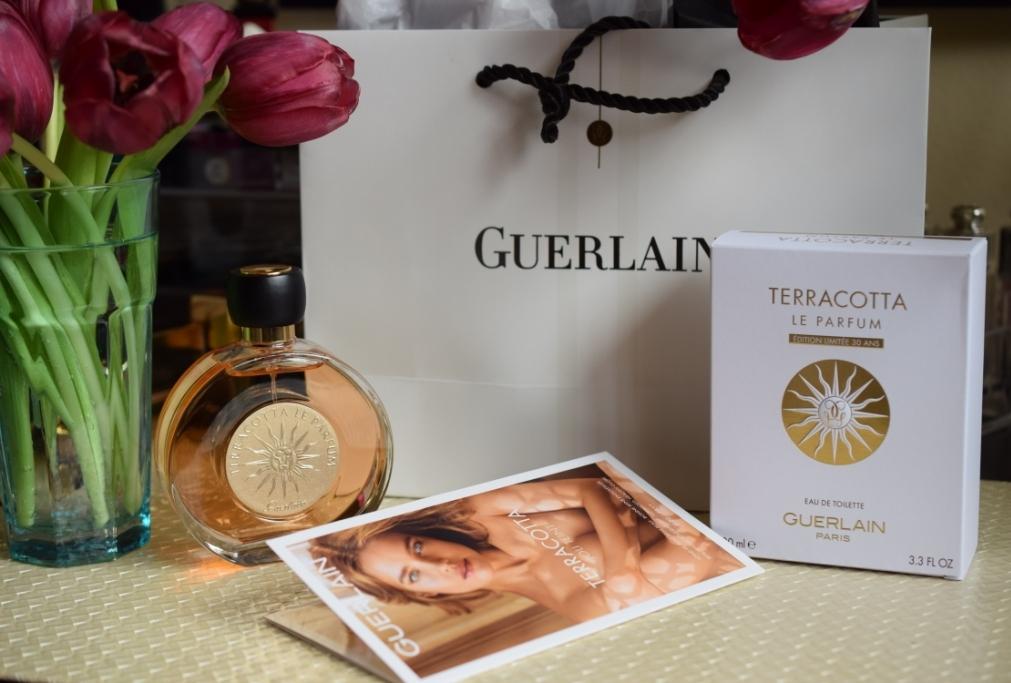 Guerlain Terracotta parfum 4