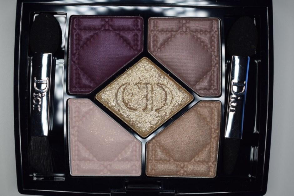 Dior Golden Shock palettes 5