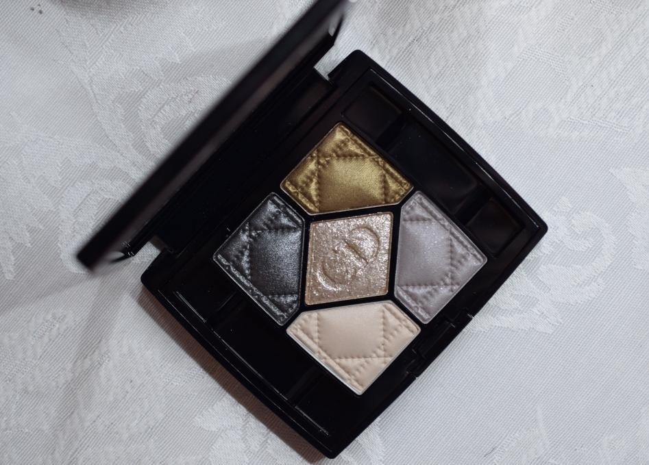Dior Golden Shock palettes 8 Golden Reflections