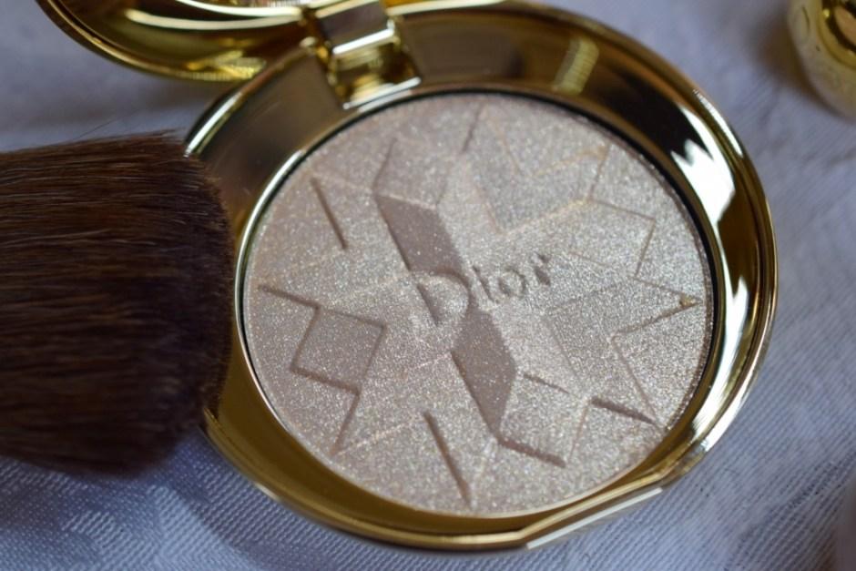 Dior Gold Shock Highlighter 5