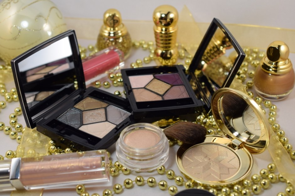 Dior Golden Shock collection 2014