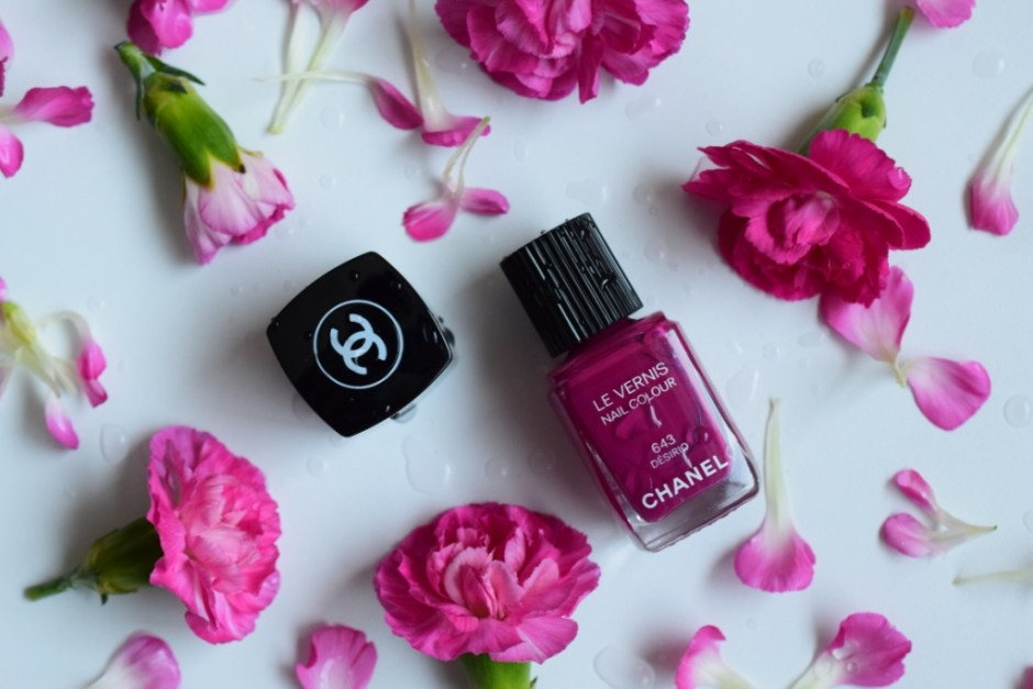 Chanel Spring printemps 2015 vernis Desirio nailpolish