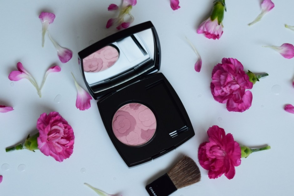 Chanel spring printemps 2015 blush camelia rose