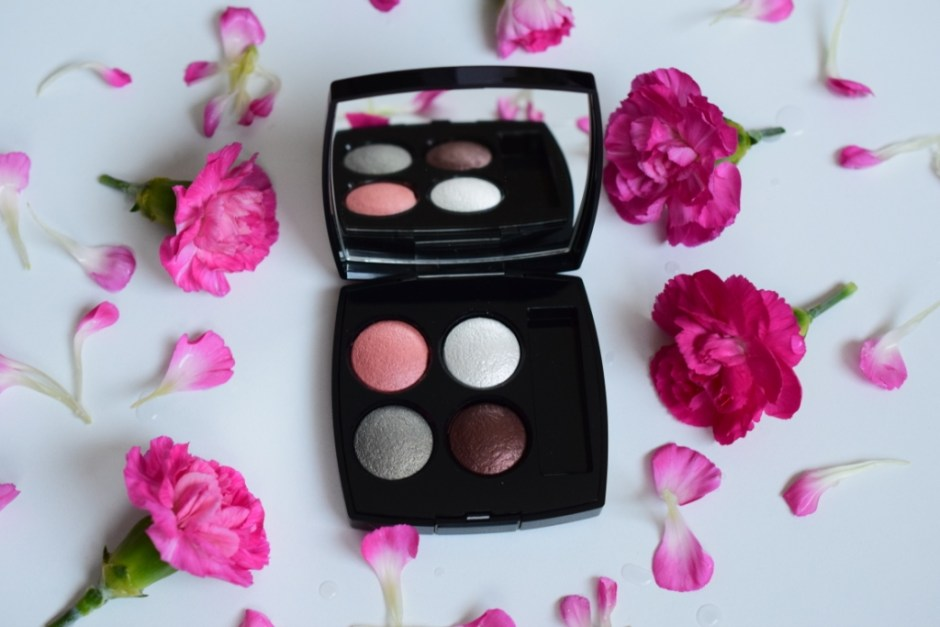 Chanel spring printemps 2015 palette tisse fantaisie