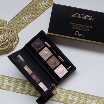 Dior Holiday 2014 Couture collection – palette Smoky Couture
