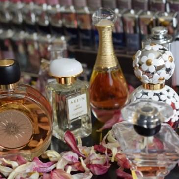 Ma collection de parfums [défi du lundi]
