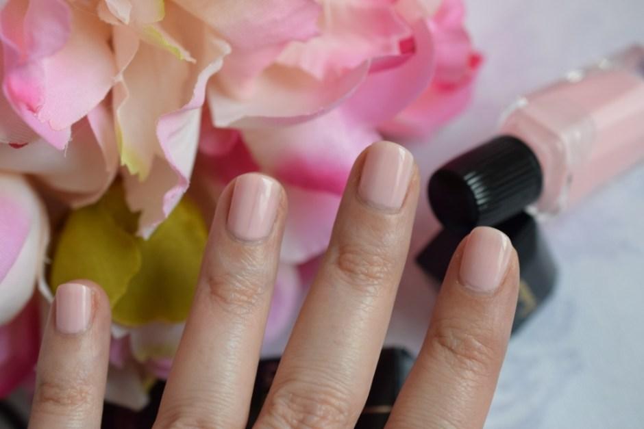 Guerlain vernis 368 Baby Rose 9