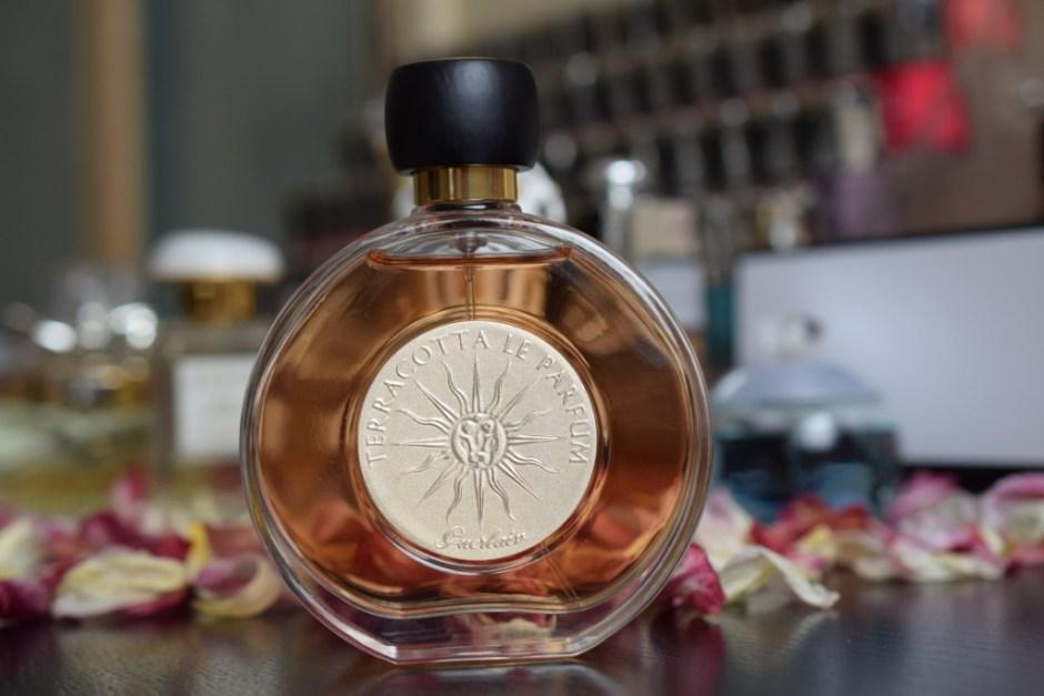 Parfum Guerlain Terracotta