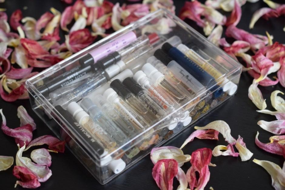 Parfums echantillons 2