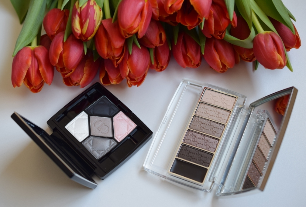 Dior palette 5 couleurs Bar versus Eye Reviver