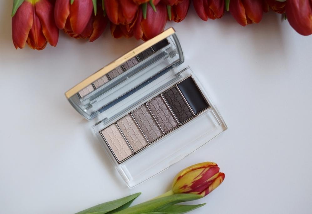 Dior Eye Reviver palette 7
